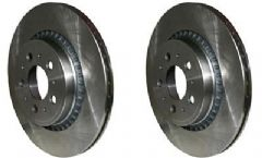 Volvo XC90 (03-14) Rear Brake Discs (Pair)